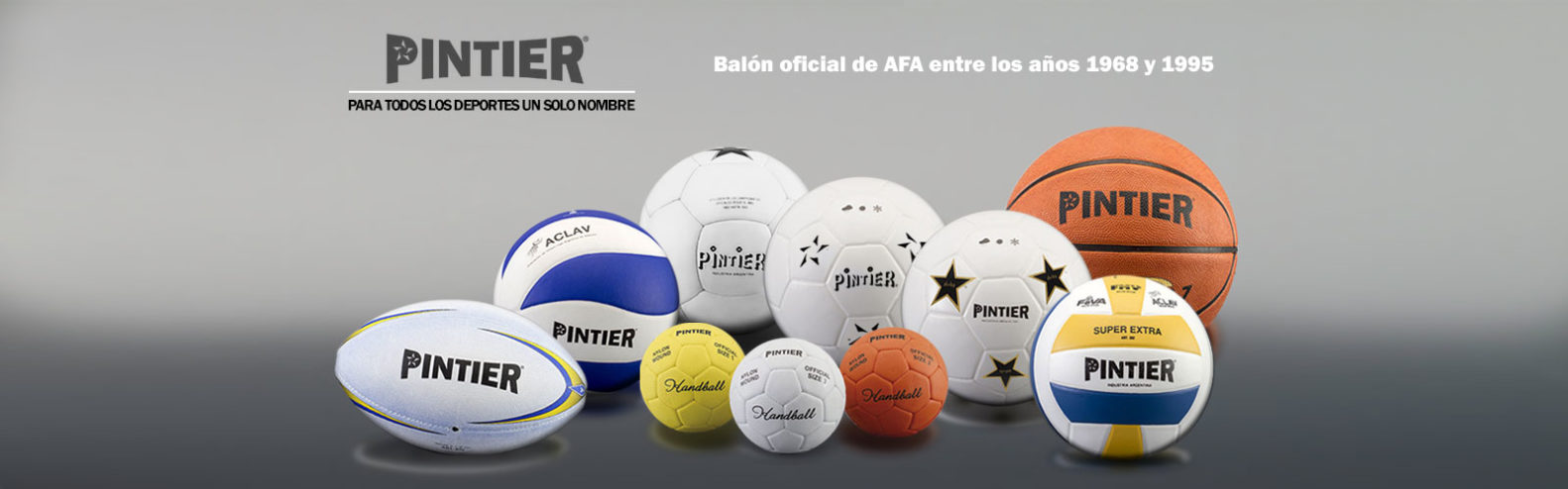 Pintier – Para todos los deportes 77c1fb7115184